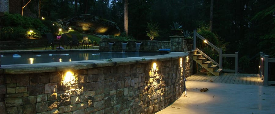halogen versus led for outdoor lighting nightvision outdoor lighting