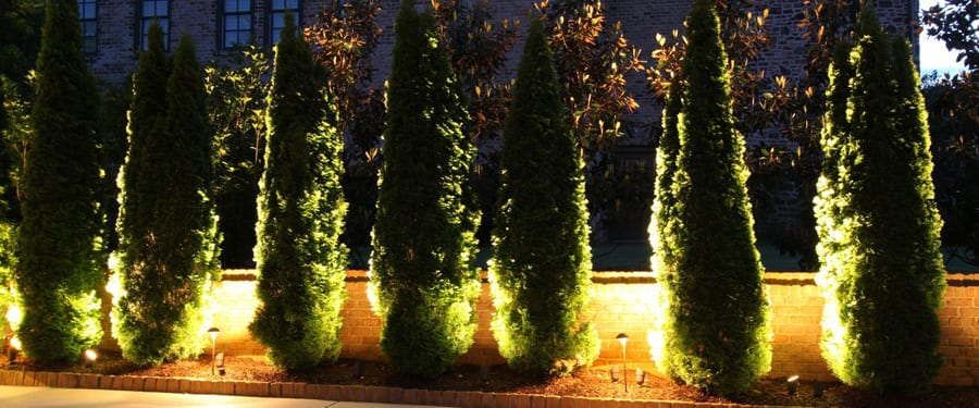 Landscape Lighting Perfection Of Yards NightVision Outdoor Lighting