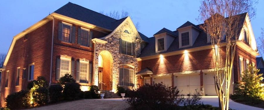 can driveway lighting enhance outdoor safety nightvision outdoor