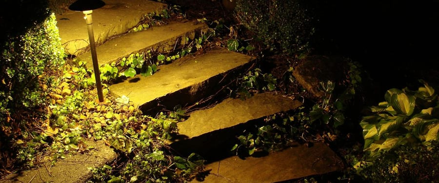 Why Outdoor Step Lighting Is An Incredible Investment NightVision Outdoor L