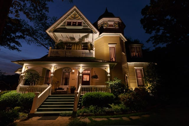 Utilizing Low Voltage Exterior Lighting To Add Property Value ...