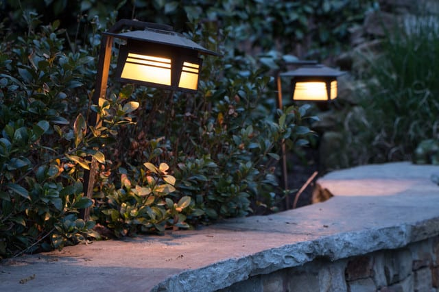 Outdoor lighting ideas for the spring season nightvision outdoor
