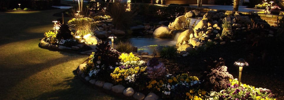 The best landscape lighting tip from an outdoor lighting professional aloadofball Gallery
