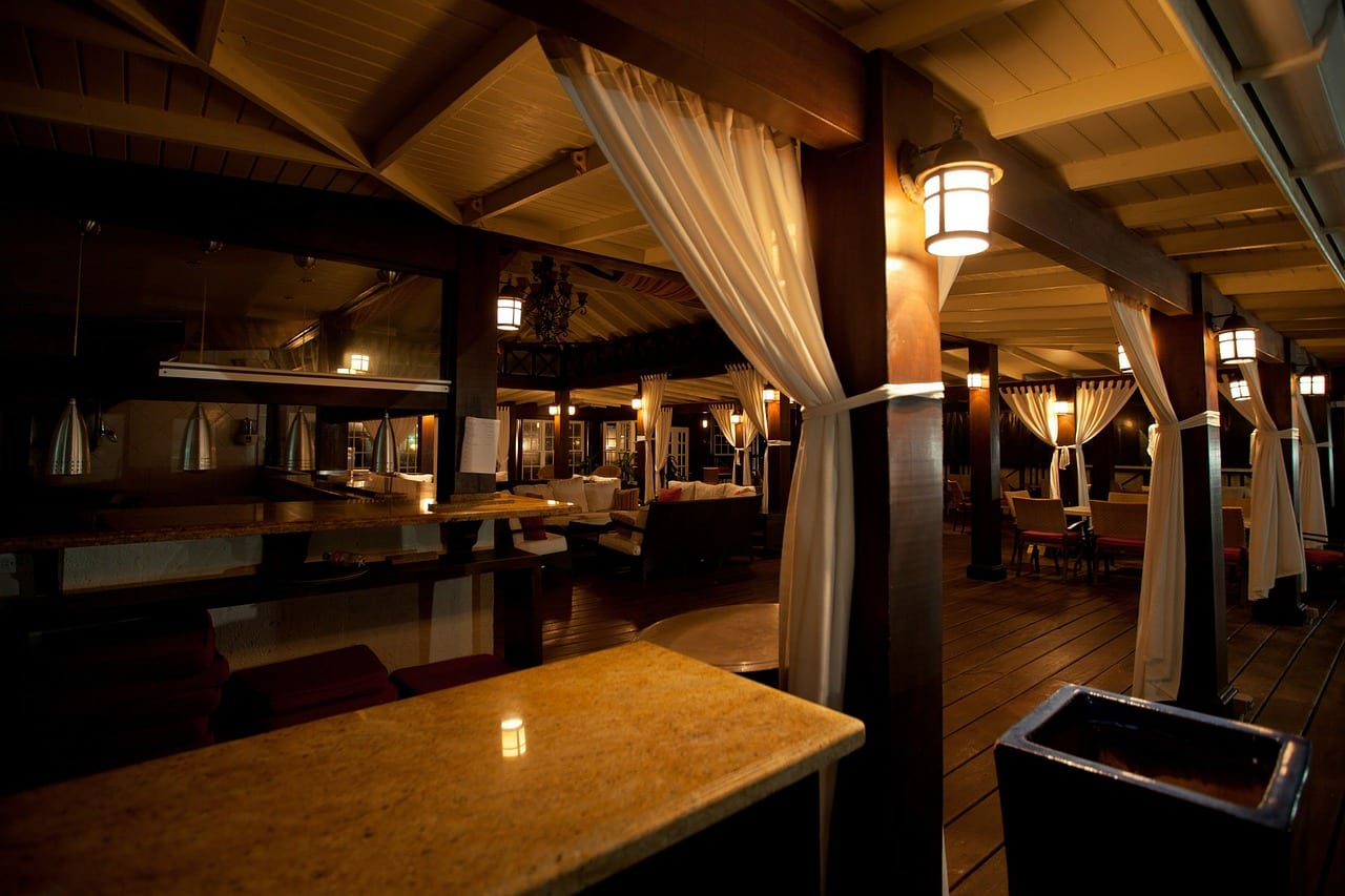 outdoor lighting for restaurants the importance of exterior lighting